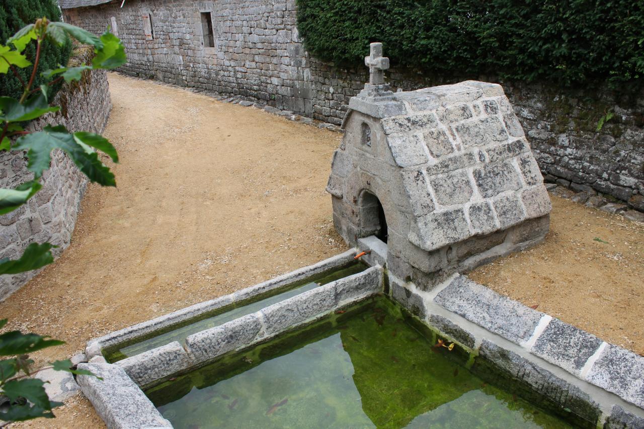 Fontaine st Georges du 17 ième siècle