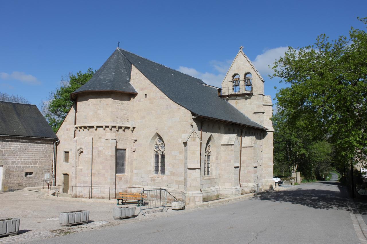 Eglise de Tarnac